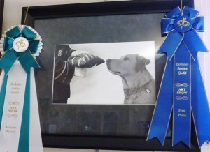 Pencil and Graphics 1st Place and Mayor's Award by Pamela Corwin